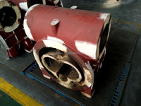 OEM Gray iron & ductile iron Casting /Compressor Body