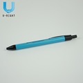 Plastic Logo Message Window Pen