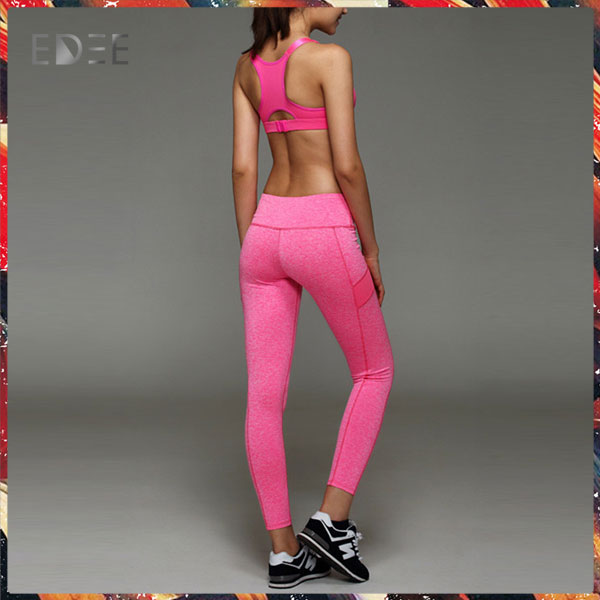 OEM Factory New Women Yoga Clothing Sports Pants Legging Lagging For Woman