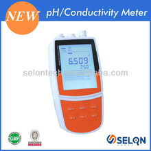 SELON ELECTRICAL CONDUCTIVITY METER, DIGITAL CONDUCTIVITY METER, PORTABLE CONDUCTIVITY METER