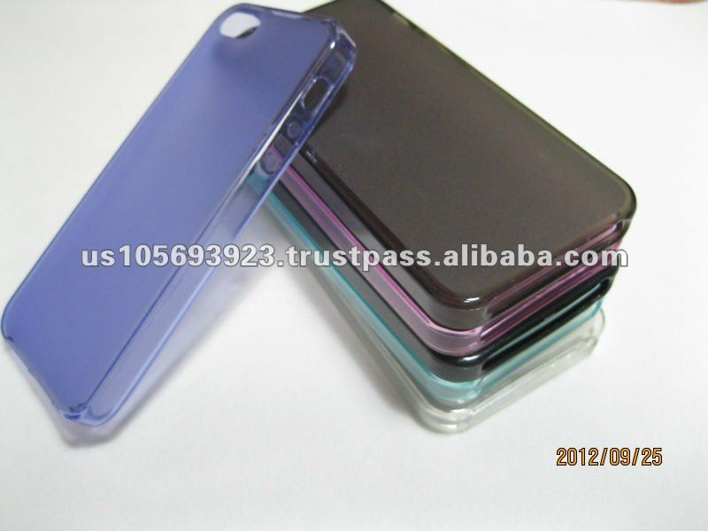 High quality TPU soft Pudding case for Iphone 5