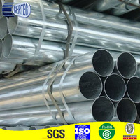 Factory Antioxodant black round metal carbon ERW steel pipe