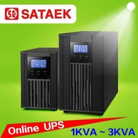 Big Sale !!! CE approved lowest price Uninterruptible power system online ups 1kva 2kva 3kva smart ups