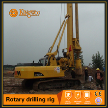 Foundation Construction Used Hydraulic Pile Rotary Rig For Sale