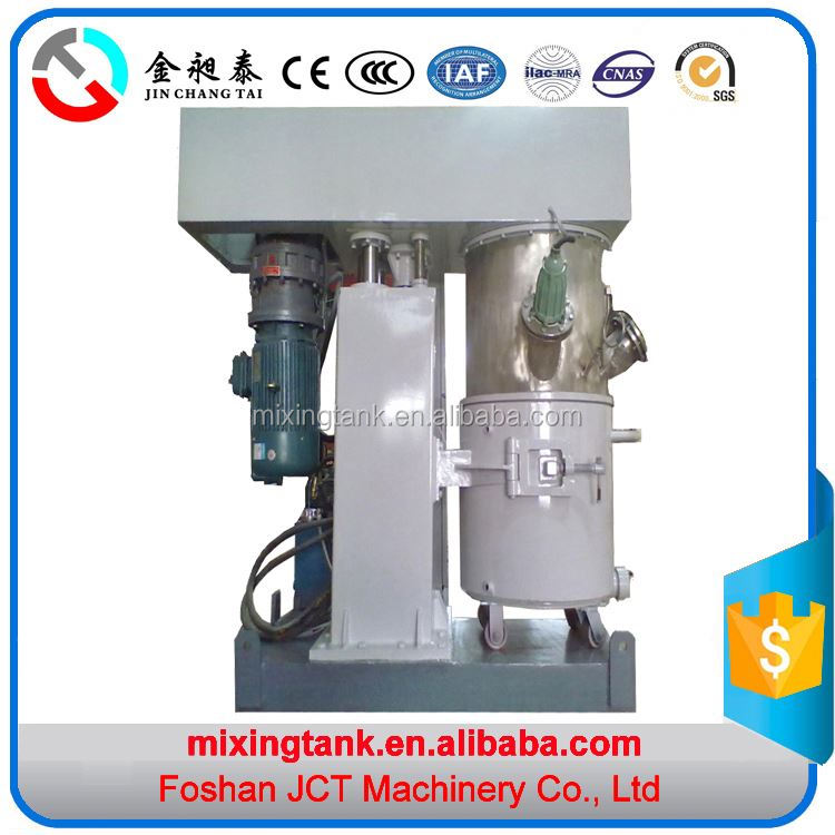 2016 JCT food mixer dough mixer cake machine planetary mixer for glue and cosmetic