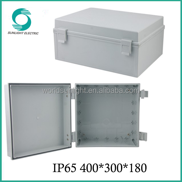 XL-GT 400*300*180 ABS enclosure waterproof connection box junction box