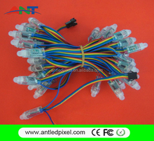 12v 12mm led ws2811 pixel module 50 node/string