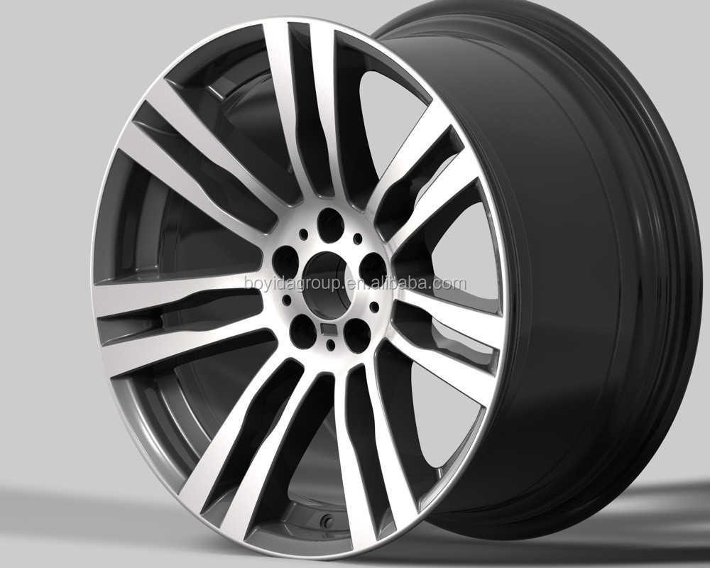 super quality aftermarket Rims, 20inch car alloy wheel rim made in china