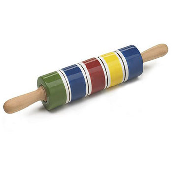 New Popular Gift Colorful Cheap Mini Rolling Pin with Wooden Handle