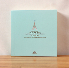 de Paris printed memo pad