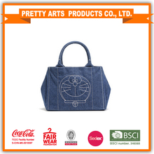 BSCI SEDEX Piller 4 really factory lovely tote bag
