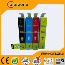 China best selling compatible epson T0921 T0922 T0923 T0924 ink cartridge for epson tx117
