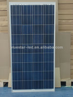 Clean energy 190W Competitive price poly solar panel