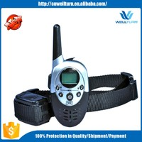 Wholesale Dog Collars Remote Training 1000M Dog Electronic Shock Training Collar
