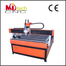 China Jinan 6090 1212 1224 4 axis cnc woodworking router