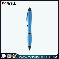 stylus ball pen custom made clip ball pen