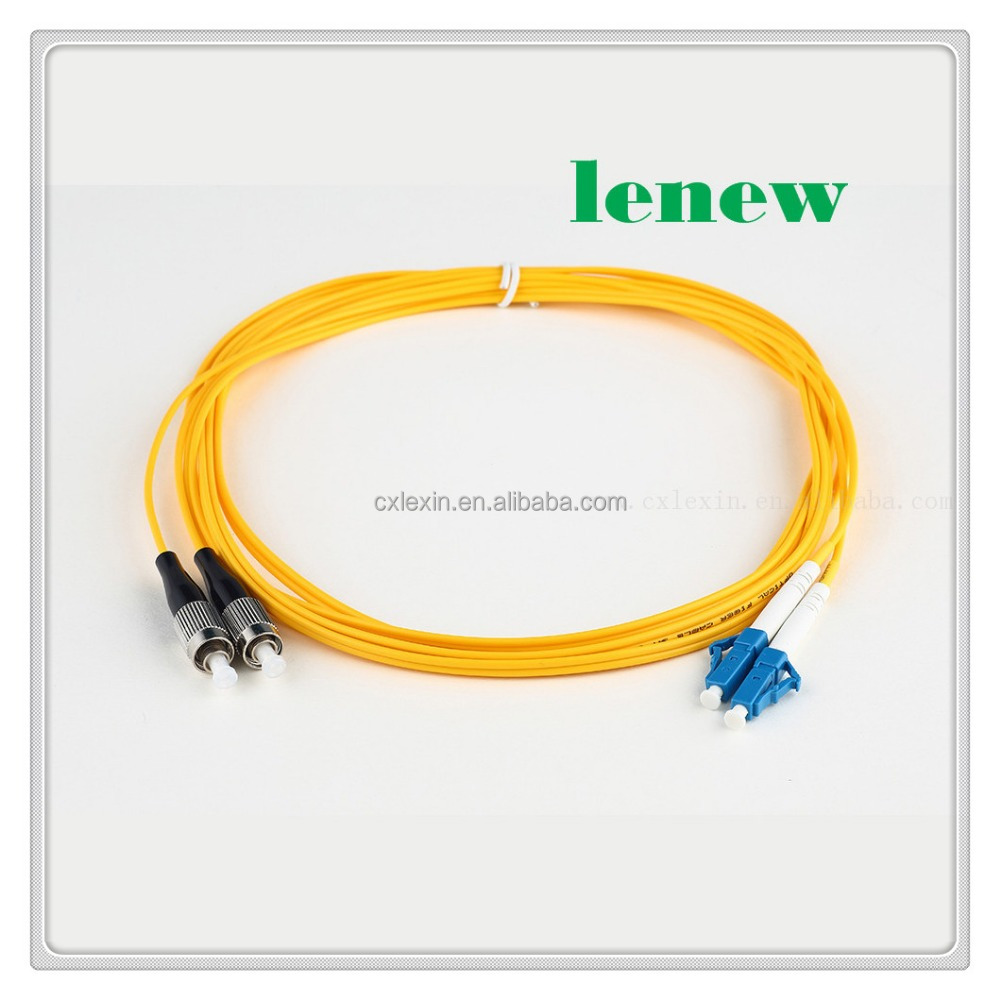 fiber optic fc pc connector hot sell singapore patch cord from china Cixi