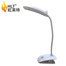 Factory wholesale Multi-function clip led desk lamp with usb port lamp