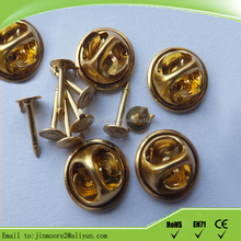 Wholesale anti-brass lapel pin badge emblems for jackets