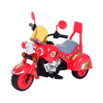 Electric Child Motorcycle Car