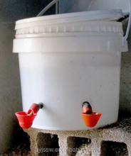 Automatic Chicken Drinker For Sale / Orange Quail Drinker Cup