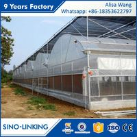 SINOLINKING Long Life Good Daylighting Aeroponics