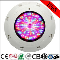 New arrival IP68 12w multi color led swimming pool light