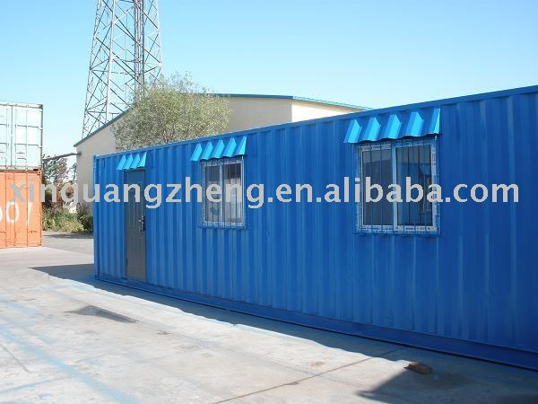 20feet living office prefabricated container house