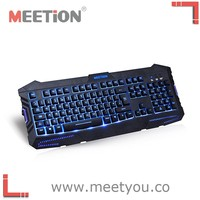 Wired USB gaming keyboard office using gaming keyboard wired backlit gaming keyboard