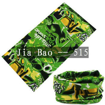 Awesome art headscarves for outdoor uses