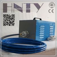 Air duct rotating shaft cleaning equipment