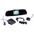 DC 12V Up to 24V Monitor Video Car Parking Sensor with 3.5'' TFT
