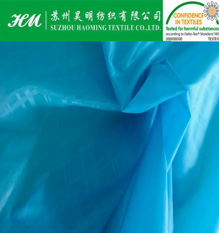 ECO-TEX 340T satin pongee fabric