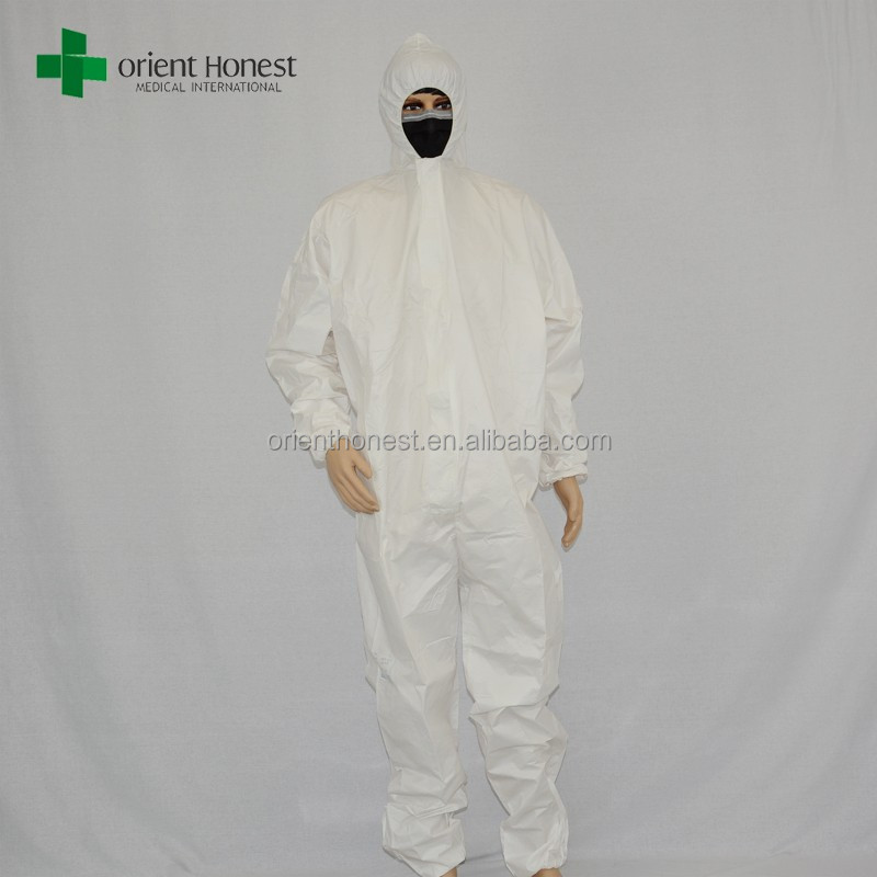 Disposable category 3 typ 5/6 SF coverall manufacturer