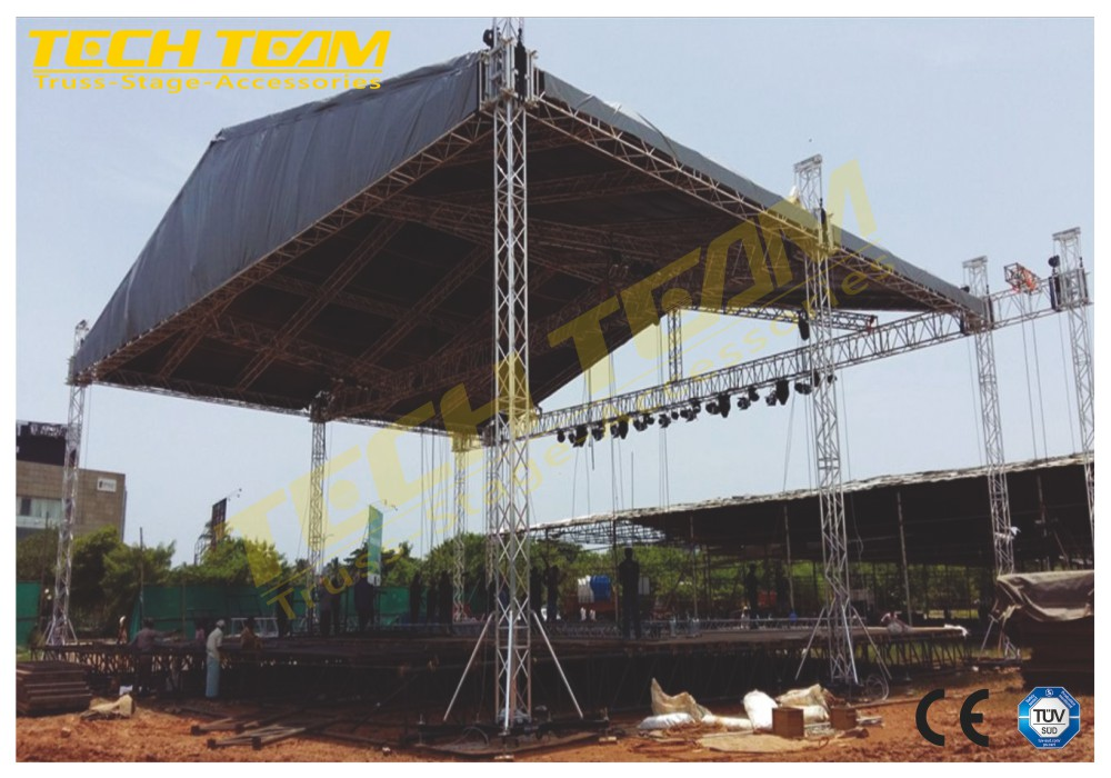 Trade Show Display System Booth Quality Truss Good Sale