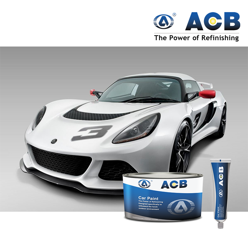ACB cars paint repair auto body filler body filler