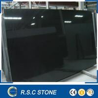 Chinese black granite quarry stone for sale