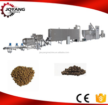 Hot sale new model fish and pet food twin screw extruder machine