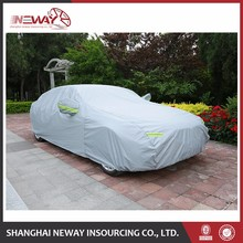 Full Car Cover Waterproof Anti Heat Sun UV Snow Dust Rain Resistanta Protection