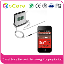 Dual Probes Bluetooth IC6009-2 Digital Cooking Food Meat Thermometer