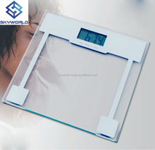 large LCD 150kg CE&ROHS TY6106 lithium battery digital personal bathroom weighing scale