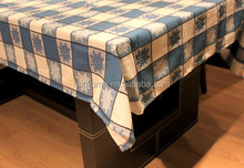 Home Decorative Table Cover Waterproof Square Linen Tablecloth