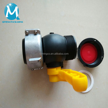 "Super Quality 1"" Plastic Tap Valve For Ibc Container"