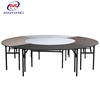 Dining Furniture High Quality Combination Banquet Wood Round Table