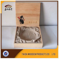OEM Business Gift Tea Box Wooden Packing Box