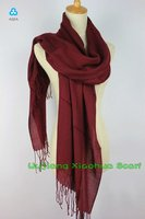 Fashion 100% viscose shawl women 2012 scarf display CX-76