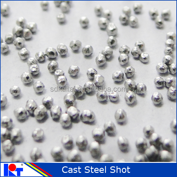 304 type Stainless Steel Shot for Sandblasting peening