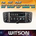 WITSON WINDOWS CAR DVD PLAYER FOR FIAT PALIO