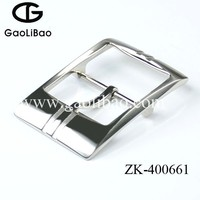 2015 newest design oversea popular 40mm HKK zinc alloy pin buckles/middle pin for men belt ZK-400661