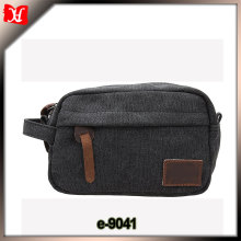 Newest men and women canvas custom travel toiletry bag,wash bag